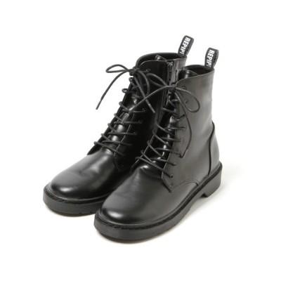 repipi armario / レースアップブーツ WOMEN シューズ > ブーツ