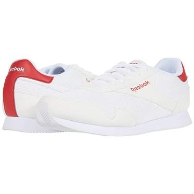 リーボック Royal Classic Leather Jogger 3 メンズ スニーカー 靴 シューズ White/Radiant Red/White