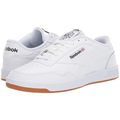 リーボック Club Memt メンズ スニーカー 靴 シューズ White/Black/Reebok Rubber Gum