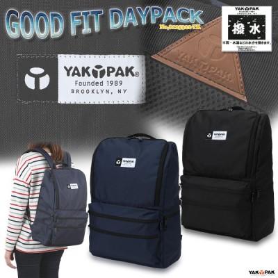 リュックサック バックパック フラップリュック 男女兼用 ヤックパック/GOOD FIT DAYPACK No,8125322-TK