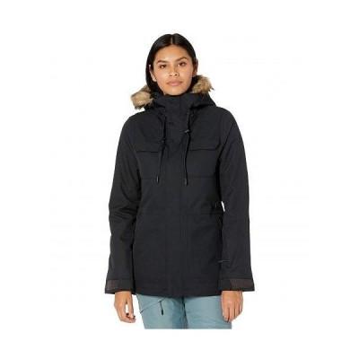 Volcom Snow ヴォルコム レディース 女性用 ファッション アウター ジャケット コート スキー スノーボードジャケット Shadow Insulated Jacket - Black