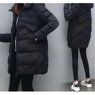 6度魅力100 秋冬新品 女性 ダウンジャケット ファッション 綿ジャケット 冬 カジュアル コート ファッション 綿ジャケット 冬 ゆったりする カジュアル コート 潮