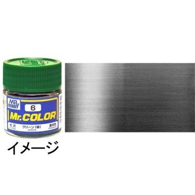 ミスターカラー 黒鉄色 基本色 :クレオス メタリック塗料 ノンスケール C28