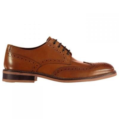 ファイヤートラップ Firetrap メンズ 革靴・ビジネスシューズ シューズ・靴 Rutland Low Shoes Tan