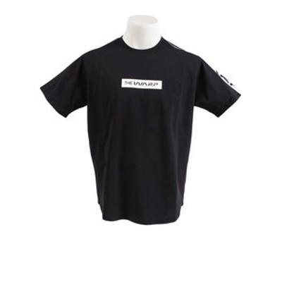 Tシャツ メンズ CN Sleeve Logo半袖Tシャツ WB31JA17 BLK オンライン価格
