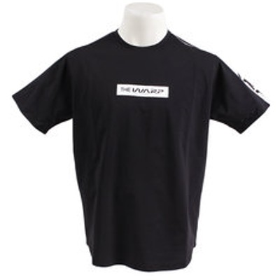 Tシャツ メンズ CN Sleeve Logo半袖Tシャツ WB31JA17 BLK