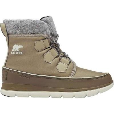ソレル Sorel レディース ブーツ シューズ・靴 Explorer Carnival Boot Khaki II