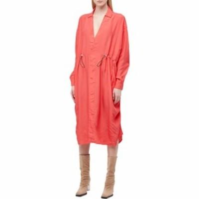 アーティカ アーボックス artica-arbox レディース ワンピース ワンピース・ドレス Drawcord Dress Hot Coral