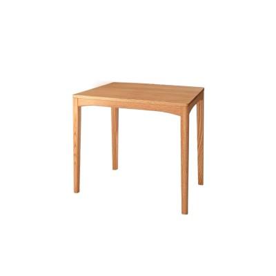 【受注生産】オーク材のダイニングテーブル[日本製]<2人用/4人用>(BELLE MAISON DAYS)