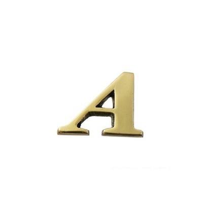 光 切文字 真鍮文字 (QL20-A)HIKARI