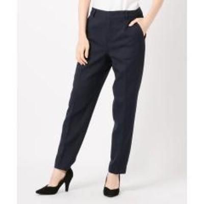 MEW'S REFINED CLOTHES5%OFFクーポン対象商品 ウォッシャブルウィンドペンテーパードパンツ【お取り寄せ商品】 クーポンコード:V6DZHN5