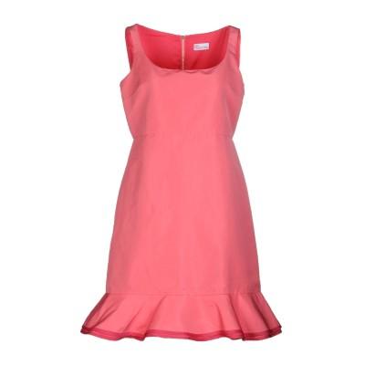 レッド ヴァレンティノ REDValentino ミニワンピース&ドレス フューシャ 44 ポリエステル 100% ミニワンピース&ドレス