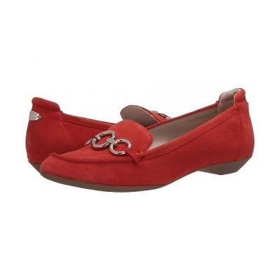 Anne Klein アン クライン レディース 女性用 シューズ 靴 ローファー ボートシューズ Ola - Orange