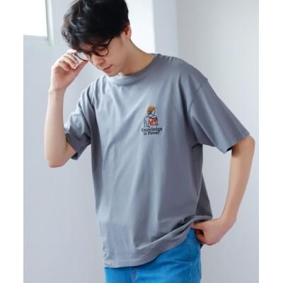 tシャツ Tシャツ サガラ刺繍ワンポイントTシャツ / 951537