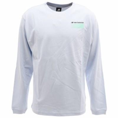 ニューバランス(new balance)Tシャツ メンズ 長袖 スポーツスタイルオプティクス MT01537MND オンライン…