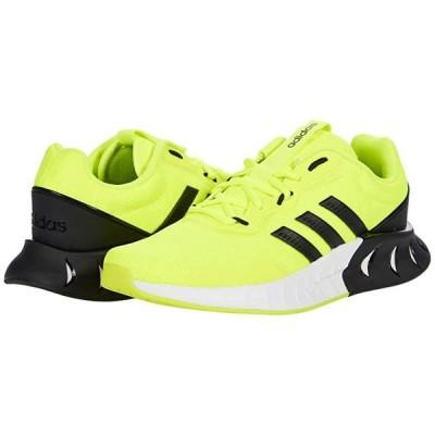 アディダス Kaptir Super メンズ スニーカー 靴 シューズ Solar Yellow/Core Black/Hi-Res Yellow