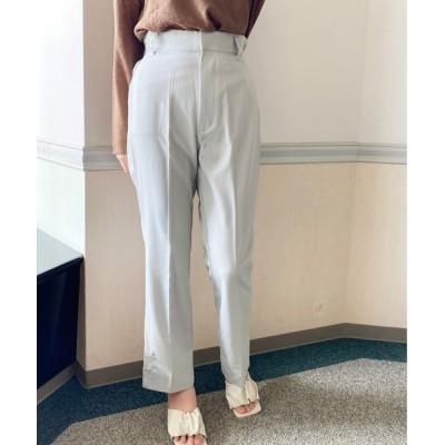 StyleSea / サイドスリットカラーパンツ WOMEN パンツ > スラックス