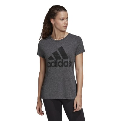 adidas (アディダス) マストハブ ウィナー 半袖Tシャツ / Must Haves Winners Tee S . レディース GLG03 FI4761