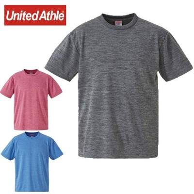 ユナイテッドアスレ メンズカジュアル 4.1OZ ドライアスレチックTシャツ UnitedAthle 590001HCX 半袖Tシャツ ウェア トップ