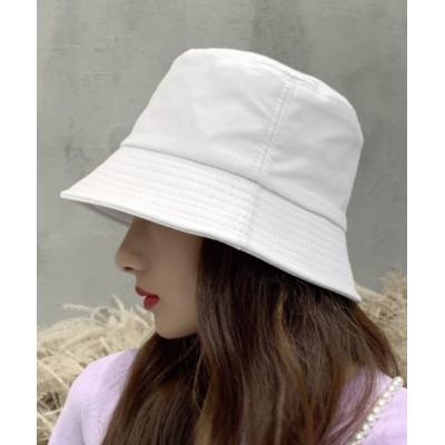 MKT / 【ACT -fascination design-】バケットハット WOMEN 帽子 > ハット