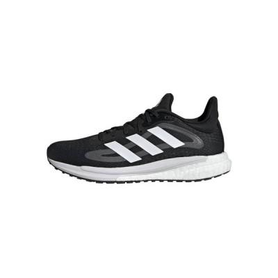 アディダス シューズ レディース ランニング Neutral running shoes - black