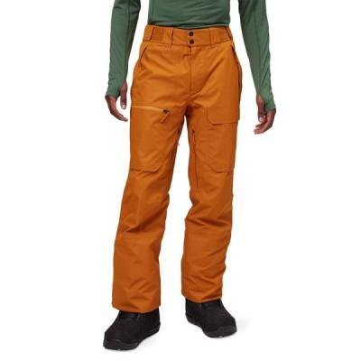 ストイック Stoic メンズ スキー・スノーボード ボトムス・パンツ Shell Pant Buckthorn Brown