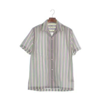 CMMN SWDN コモンスウェーデン カジュアルシャツ メンズ