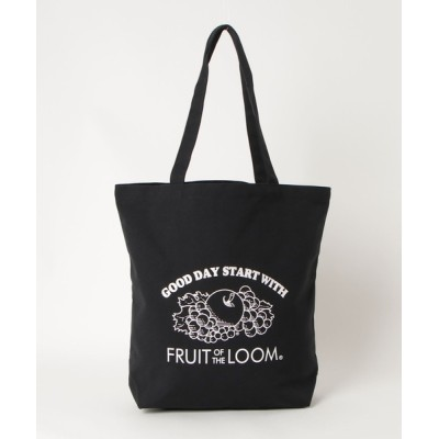 1 to 10 people / 【78】【FRUIT OF THE LOOM】FTL CAL PRINT PL TOTE WOMEN バッグ > トートバッグ