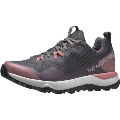 ザ ノースフェイス The North Face レディース ハイキング・登山 シューズ・靴 Activist FUTURELIGHT Hiking Shoe Zinc Grey/Mesa Rose