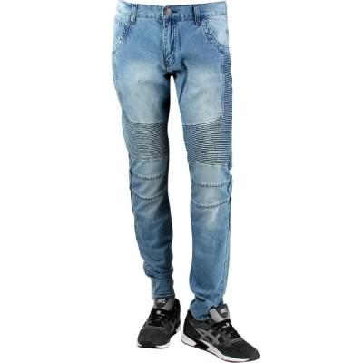 エンブリッシュ Embellish NYC メンズ ジーンズ・デニム ボトムス・パンツ Veneno Biker II Denim Jeans blue
