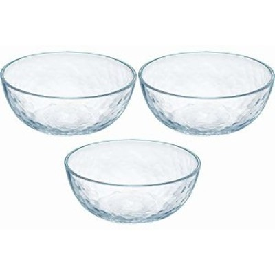 東洋佐々木ガラス 中鉢 約[ファイ]12.4×5cm グラシューボウル 12 日本製 食洗機対応 P-54323-JAN 3個入り