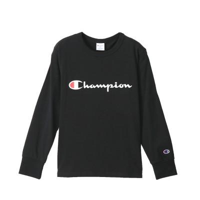 キッズ ロングスリーブTシャツ 20FW ベーシック チャンピオン(CS6428)