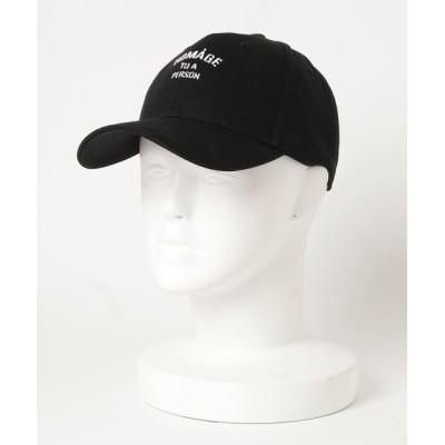 VIBGYOR / 【Holiday A.M/ホリデーエーエム】HOMAGEツイルキャップ WOMEN 帽子 > キャップ