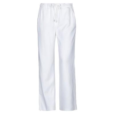 ピンコ PINKO パンツ ホワイト 36 レーヨン 97% / ポリウレタン 3% パンツ