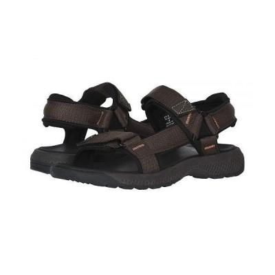 Dockers ドッカーズ メンズ 男性用 シューズ 靴 サンダル Zander - Brown
