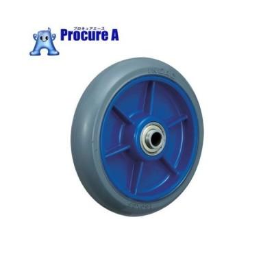 イノアック 低始動抵抗キャスター 車輪のみ Φ150 グレー シャフトΦ12 LR-150W-GR▼483-5212(株)イノアック車輪