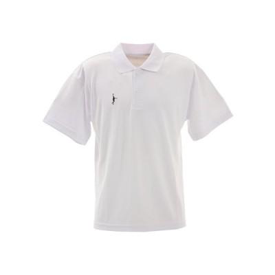 インザペイント(IN THE PAINT) バスケットボールウェア ポロシャツ ITP18335WHT (メンズ)