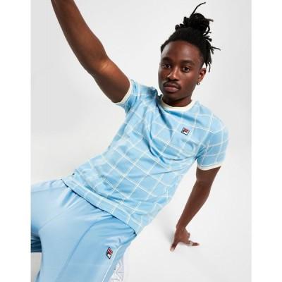 フィラ Fila メンズ Tシャツ トップス Slate T-Shirt blue