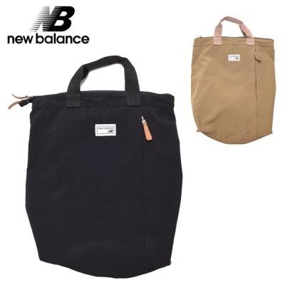 New Balance ニューバランス ナイロンワッシャー 2WAYバックパック バック 手提げ A4サイズ収納可 JABL0634