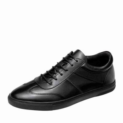 スニーカー メンズ 白 革 靴 ブランド おしゃれ レザー 黒 軽い 軽量