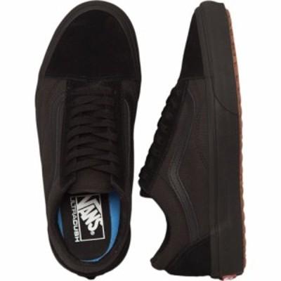 ヴァンズ Vans レディース スケートボード シューズ・靴 - Old Skool UC Made for the Makers Black/Black - Shoes black