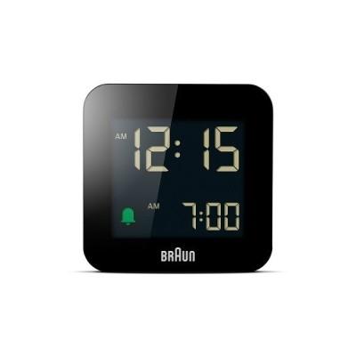 時計 BRAUN Digital Alarm Clock BC08B