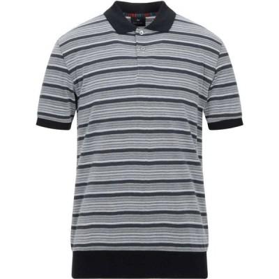 ポールスミス PS PAUL SMITH メンズ ポロシャツ トップス polo shirt Black