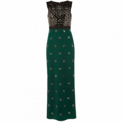 フェイズ エイト Phase Eight レディース ワンピース ワンピース・ドレス Gabby Embellished Dress Green