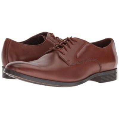 クラークス 革靴・ビジネスシューズ Conwell Plain Tan Leather