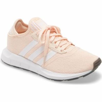 アディダス ADIDAS レディース スニーカー シューズ・靴 Swift Run X Sneaker Pink Tint/White/Silver