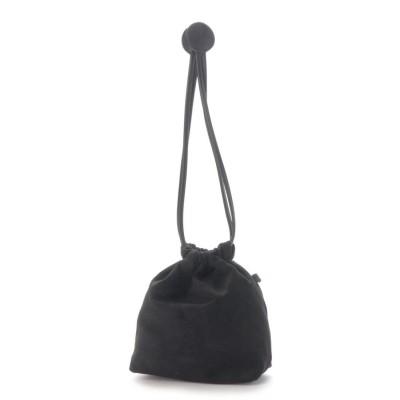 ミニア minia ミニ巾着(289664) (ブラック)