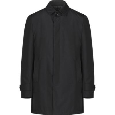 アレッサンドロ デラクア ALESSANDRO DELL'ACQUA メンズ コート アウター coat Black