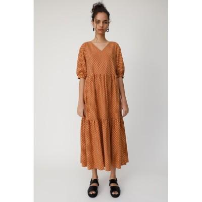 【マウジー/MOUSSY】 TIERED LONG ドレス