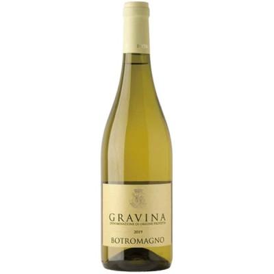 【6本~送料無料】ボトロマーニョ グラヴィーナ 750ml 【ボトロマーニョ】 白ワイン イタリア プーリア 辛口
